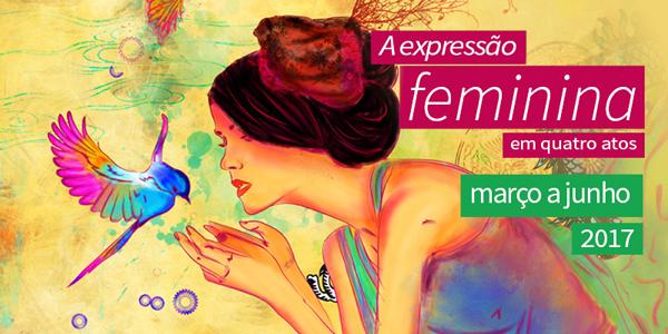 a expressão feminina